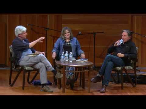 Exene and John Doe (Conversation Moderated by David Ulin)