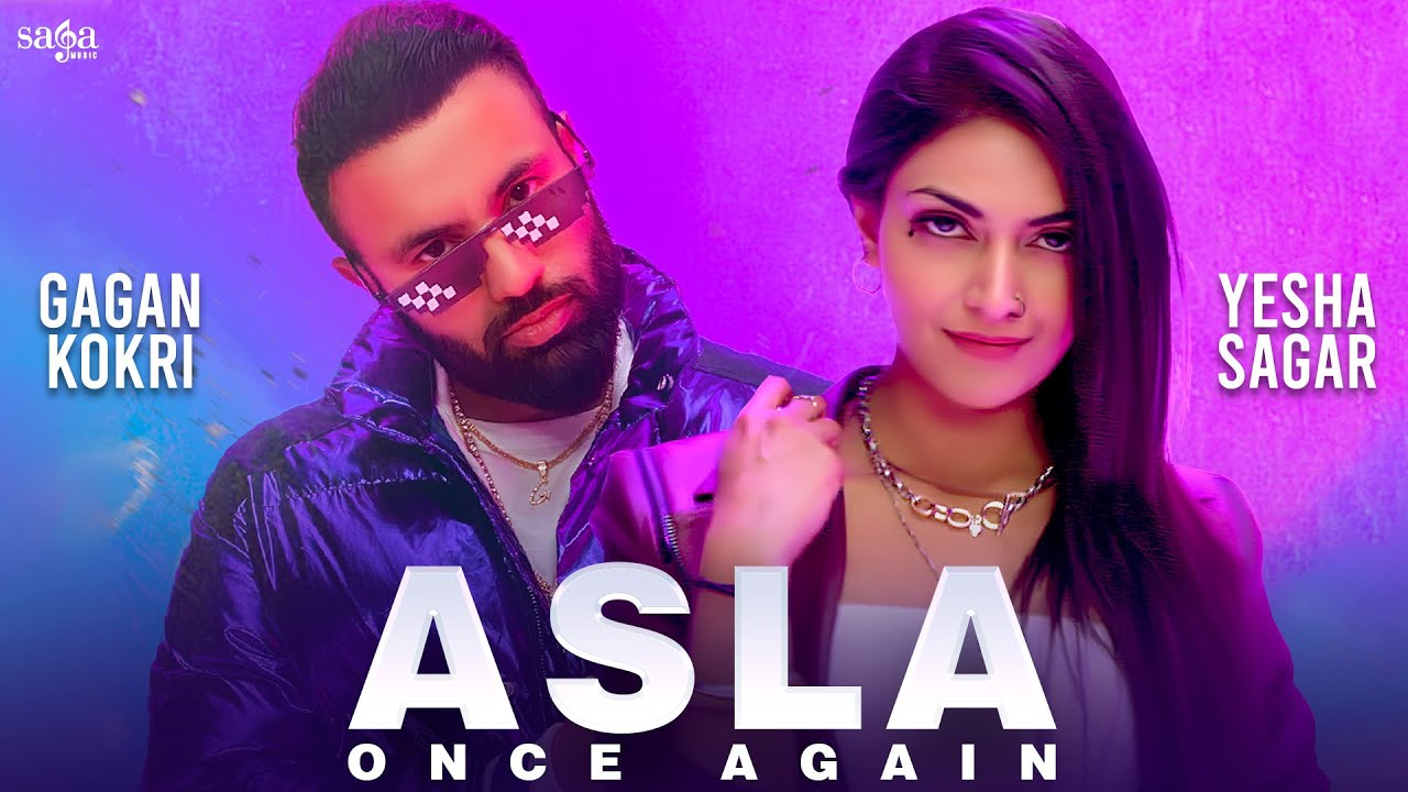 Download Gagan Kokri - Asla Once Again Ft. Loco Ink | Laddi Gill | Rupan Bal | Punjabi Song | Gedi Route
