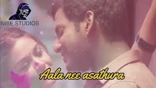 Kambathu Ponnu Lyrics Sandakozhi 2