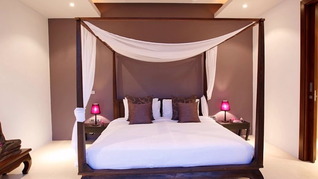 Bedroom Decorating Ideas For An Asian Style Bedroom Youtube