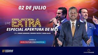 EXTRA - APERTURA DE MES - Con Sandro, Eduardo e Gorka