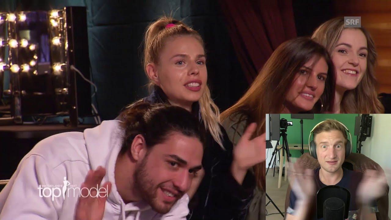 Büssi reacts to «Switzerland's next Topmodel» – Folge 1   Stefan Büsser   SNTM