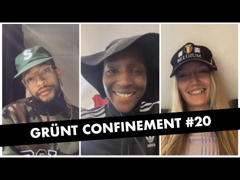 Youtube: Grünt Confinement #20 avec Lous and the Yakuza, Krisy et Lolsyproute