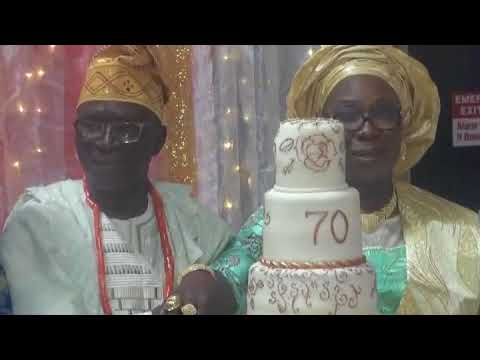 King Solomon & The Unifield Band At PA Osunkoya Birthday B Full coverage