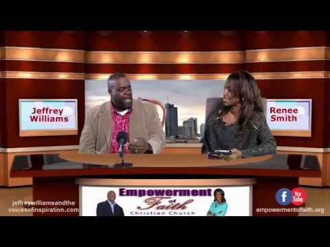 EXCLUSIVE: Jeffrey Williams Interview with Pastor Renee Smith @ EOFCC