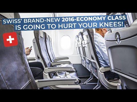 TRIPREPORT | SWISS (BRAND NEW 2016 Short-Haul ECONOMY) | Vienna - Zurich - Hanover | Airbus A320