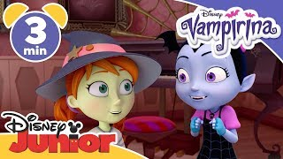Vampirina | Vee Helps The Little Witch - Magical Moment | Disney Junior UK