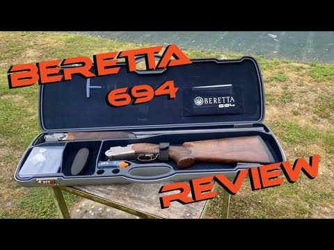 Download Beretta 694 | Review | Flinte | Tontaubenschießen | Wurfscheibenschießen