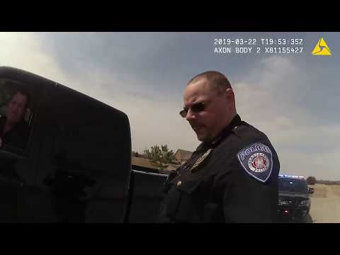 Blanchard PD violate my rights! ASSISTANT DISTRICT ATTORNEY TELLS OFFICER I AM NOT REQUIRED TO ID