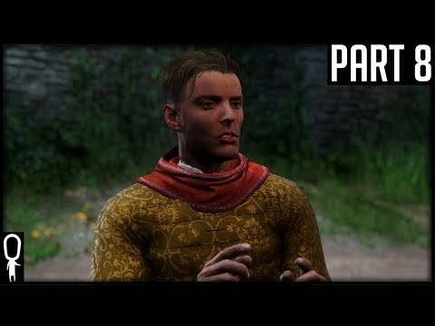 THIS NOBLE... - Kingdom Come Deliverance - Part 8 Gameplay Lets Play