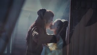 Kiss Scenes In 'general And I' 孤芳不自賞 (wallace Chung 鍾漢良 Angelababy 杨颖)