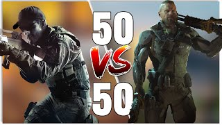 *NEW* Blackout 50 vs 50 Game Mode! (BO4 Idea)