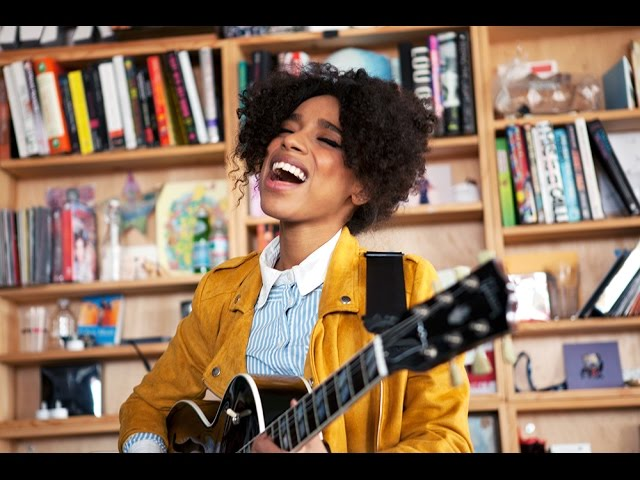 Lianne LaHavas | NPR Music Tiny Desk Concert