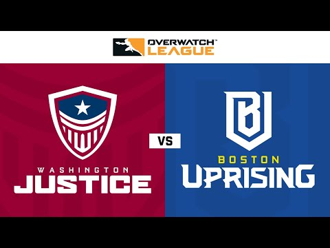 Washington Justice vs Boston Uprising   Week 21   NA Day 2