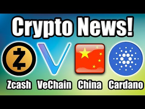 Big Things are Happening in Cryptocurrency! Vechain | Cardan