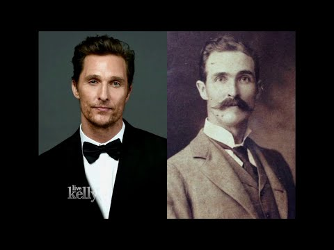 Is Matthew McConaughey a Time Traveler?