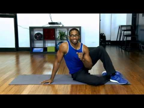 How to Tone Your Core with a Herniated Disk - 동영상