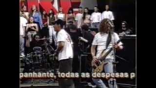 Raimundos ao vivo no Programa Livre (SBT) 7 músicas