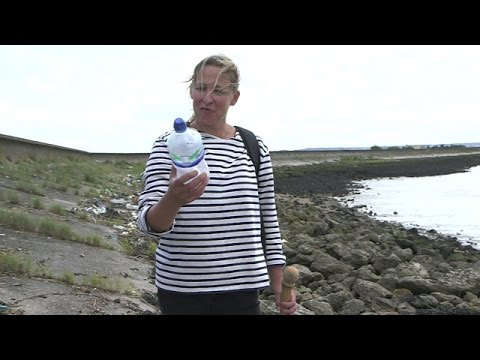 BBC Learning English: Video Words in the News: Message in a bottle (17th September 2014)