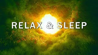 Best Relaxation Sleep Hypnosis, Calming Sleep Music to Reduce Anxiety Better Sleep ????10 Hours
