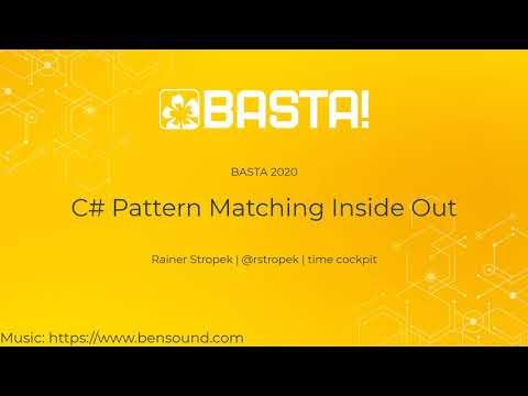 C# Pattern Matching
