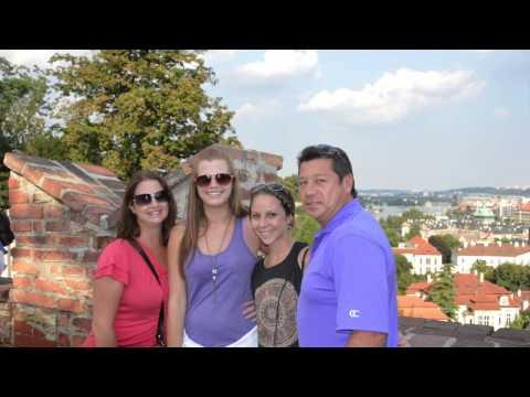 Germany Prague Vienna