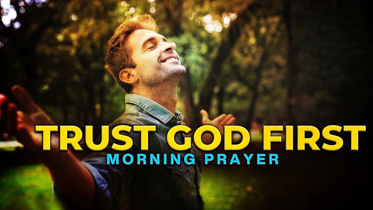 A Powerful Morning Prayer For An Anointed Day | Wake Up With God