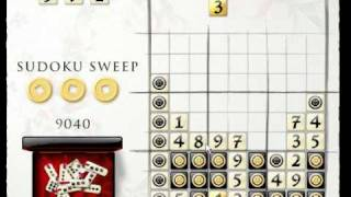 Sudoku Sweep online spielen (King.com) von skillgaming.de