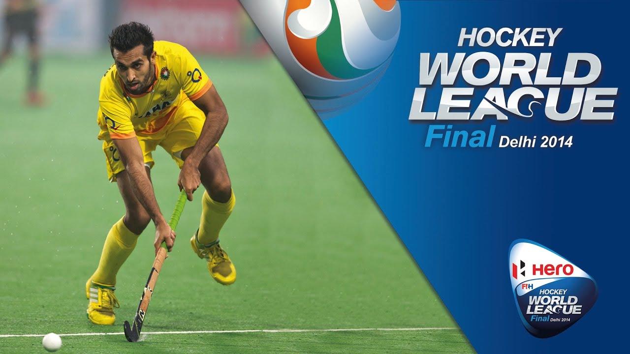 Germany Vs India Men S Hero Hockey World League Final India 5th
