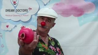 Cris L`artiste Medical clown video