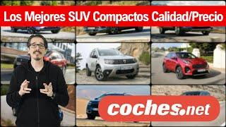 Los MEJORES SUV COMPACTOS Calidad/Precio 2020 | Guía de compra Segmento C | coches.net