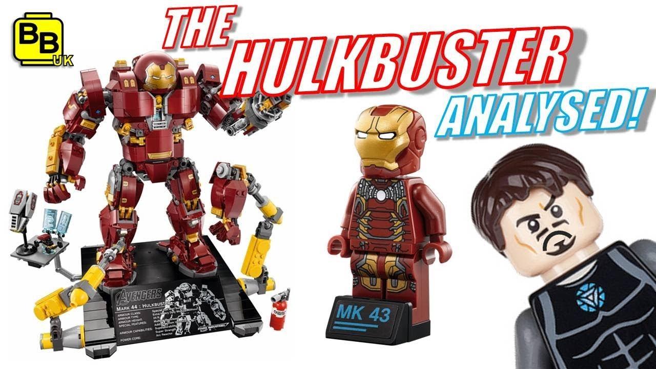 lego hulkbuster ultron edition uk