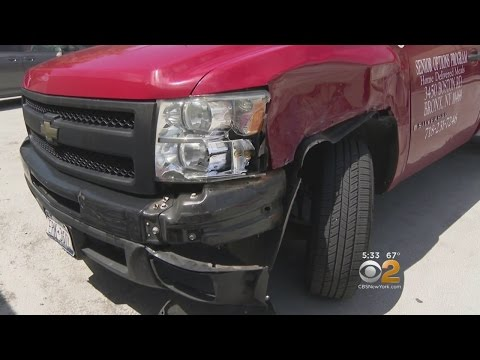 Vandals Target Meals For Seniors Vehicles In The Bronx