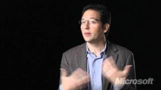 Chris Capossela Discusses Security in the Cloud