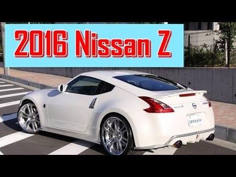 2016 Nissan Z Redesign Interior And Exterior