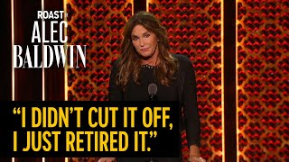 CAITLYN JENNER ROAST - COMEDY CENTRAL ROAST OF ALEC BALDWIN