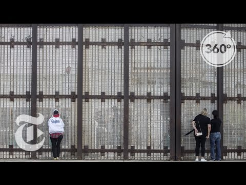 Seeing Family Through the Border Fence | The Daily 360 | The New York Times