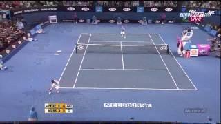Australian Open 2010 final highlights (Federer vs Murray)