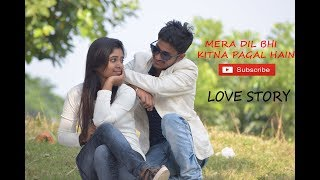 MERA DIL BHI KITNA PAGAL HAIN | SAAJAN | SONU KAKKAR COVER VIDEO | NEW HINDI SONG