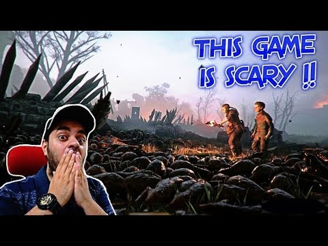 Uncharted like Graphics but HORROR ???? A Plague tale: Innocence