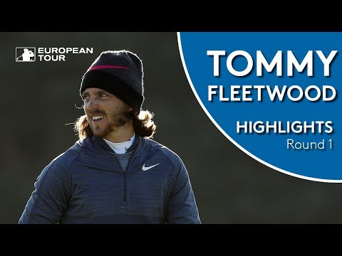 Tommy Fleetwood Highlights | Round 1 | 2018 Alfred Dunhill Links Championship
