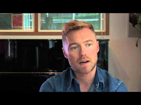 Ronan Keating thought everybody hated him