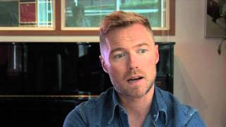 For Boyzone lead singer Ronan Keating, his new solo album Fires mar...