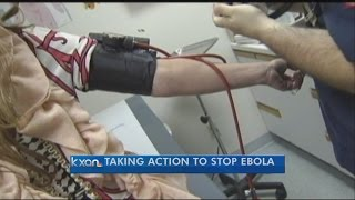 Central Texas hospitals prepared for Ebola cases