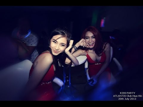 Popular Pool Party at Jakarta, Indonesia