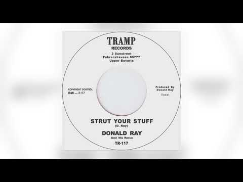 Donald Ray & His Revue - We Don't Need It