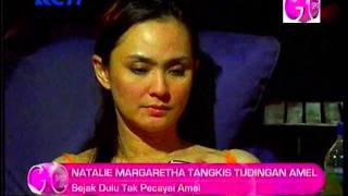 Natalie Margaretha VS Amel, 11 Oktober 2013