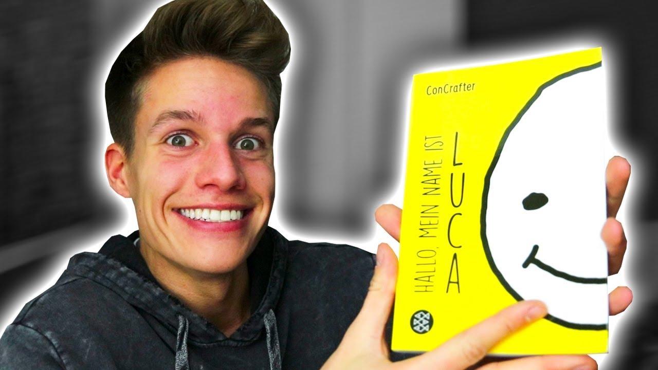 Mein EIGENES Buch 📚 - YouTube