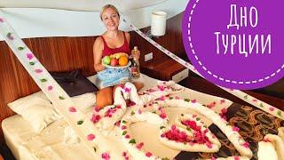 Худший отель в моей жизни и пляж в Сиде Отдых в Турции 2021 Throne Beach Resort Spa 5