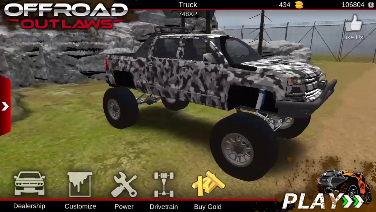 Offroad Outlaws YouTube